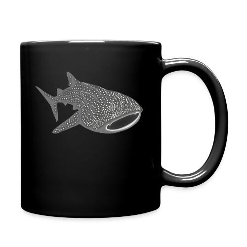 save the whale shark sharks fish dive diver diving - Full Color Mug