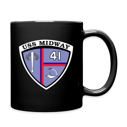 MIDWAY CREST XLH - Full Color Mug
