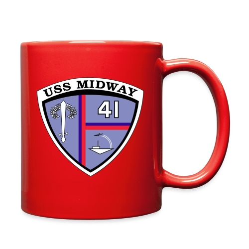 MIDWAY CREST XLH - Full Color Mug
