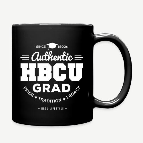 Authentic HBCU Grad - Full Color Mug