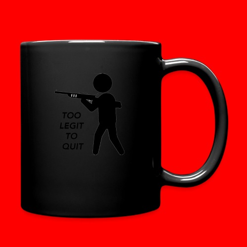 OxyGang: Too Legit To Quit Products - Full Color Mug
