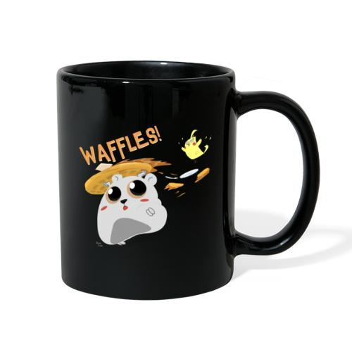 Waffles! - Full Color Mug