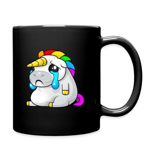 Alasdair unicorn crying - Full Color Mug