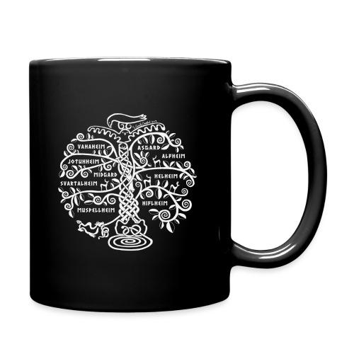 Yggdrasil - The World Tree - Full Color Mug