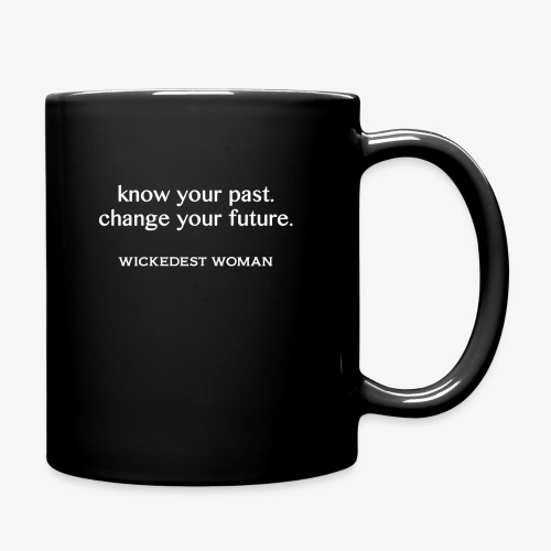 Wickedest Woman Accessories - Full Color Mug