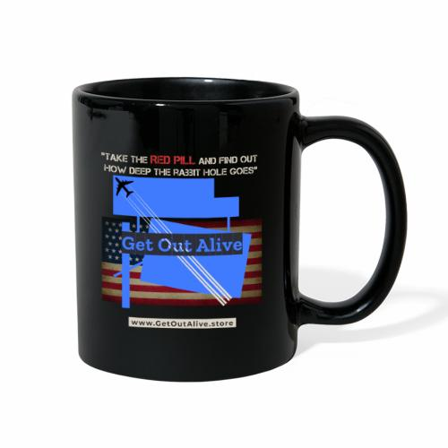The Red Pill Store - Full Color Mug