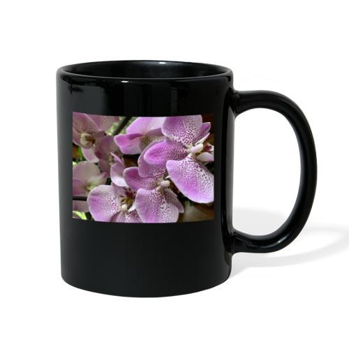 Purple Flower Beauties - Full Color Mug