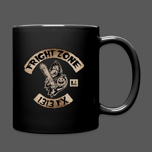Fright Zone MC Patch - Full Color Mug