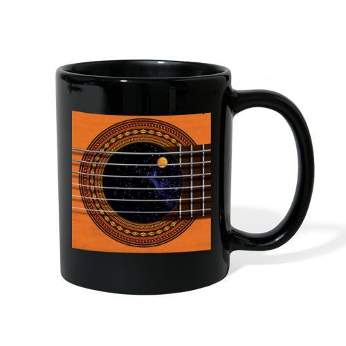 Cool Guitar Soundhole - Full Color Mug