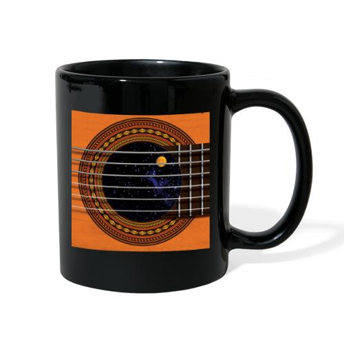 Cool Guitar Soundhole - Full Color Mug
