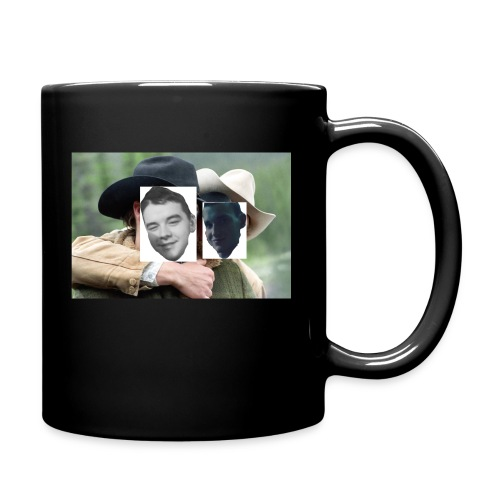 Darien and Curtis Camping Buddies - Full Color Mug