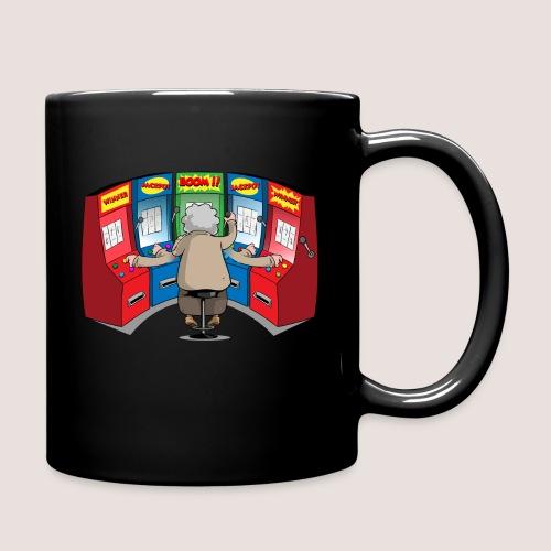 THE GAMBLIN' GRANNY - Full Color Mug