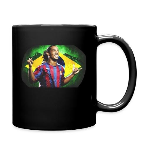 Ronaldinho Brazil/Barca print - Full Color Mug