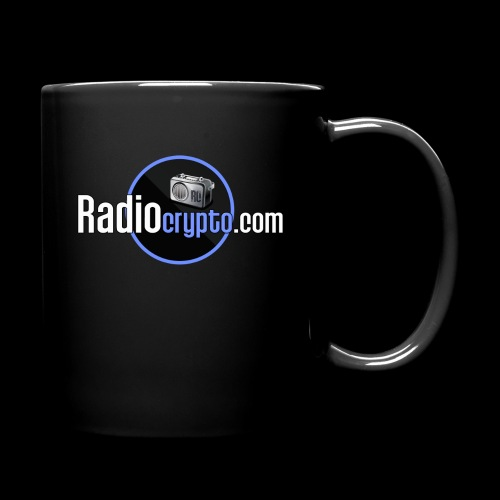 RadioCrypto Logo 1 - Full Color Mug