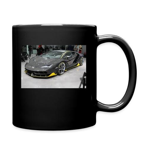 Lamborghini Centenario front three quarter e146585 - Full Color Mug