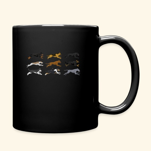 The Starting Nine - Full Color Mug