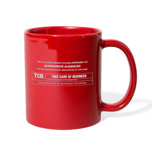 TCB Films Disclamer - Full Color Mug