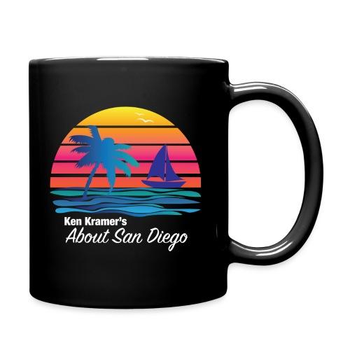 Ken's Exciting Color Logo - Full Color Mug