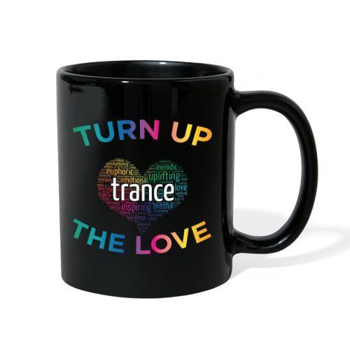 Turn Up The Love! - Full Color Mug