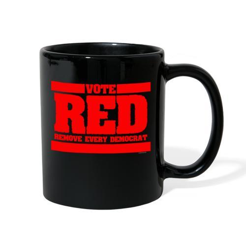 Remove every Democrat - Full Color Mug