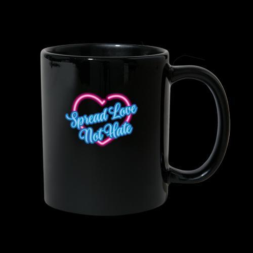 Spread Love Not Hate - Full Color Mug
