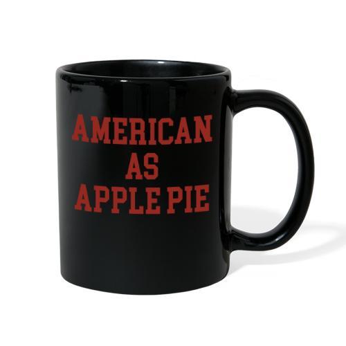 American as Apple Pie - Full Color Mug