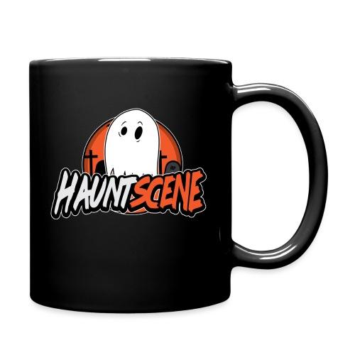 HauntScene Modern Logo 2020 - Full Color Mug