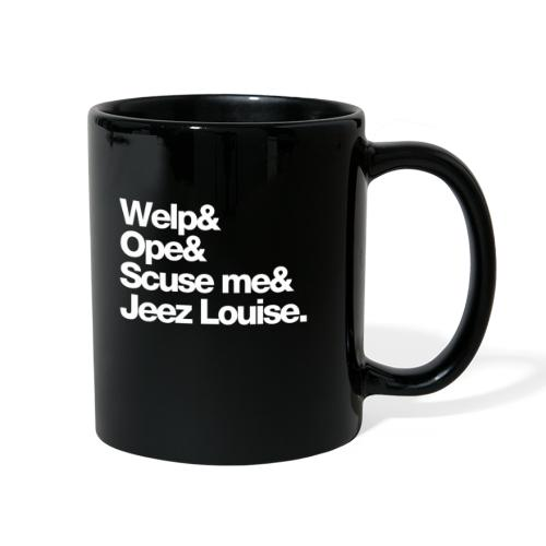 Midwest Series: Welp - Full Color Mug