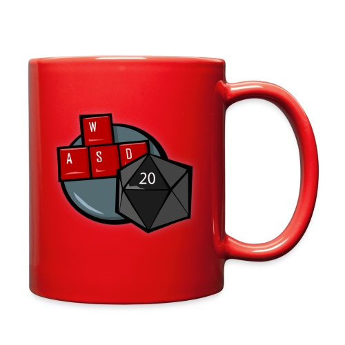 WASD20 Logo - Full Color Mug