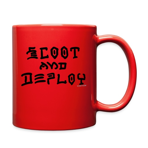 Scoot and Deploy - Full Color Mug