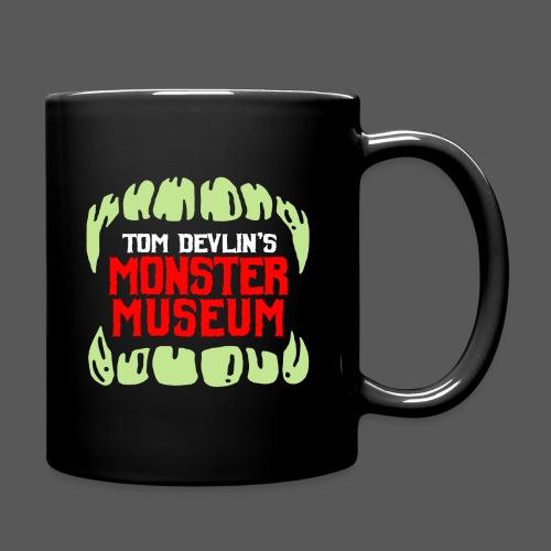 Monster Museum Mouth - Full Color Mug