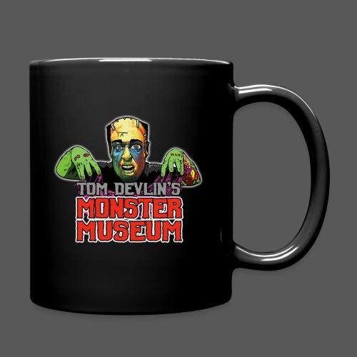 Monster Museum Logo - Full Color Mug