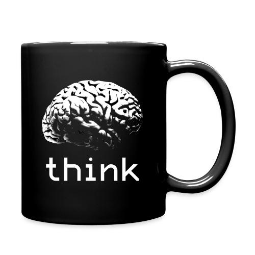Think - Full Color Mug