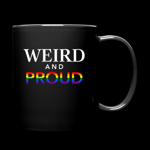 Weird Proud - Full Color Mug