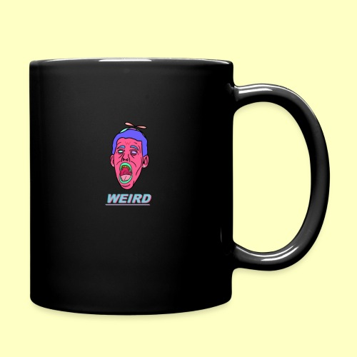 WEIRD - Full Color Mug