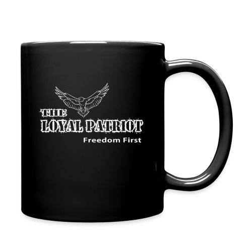 Loyal Patriot Coffee Mug - Full Color Mug