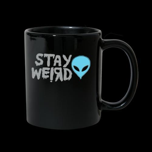 Stay Weird! Alien - Full Color Mug
