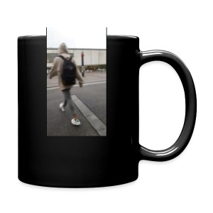 hoodie walker - Full Color Mug