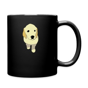 Golden Retriever puppy - Full Color Mug