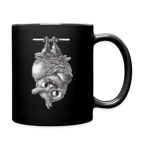 Vampire - Dracula Owl - Full Color Mug