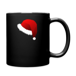 Carmaa Santa Hat Christmas Apparel - Full Color Mug