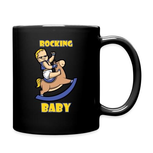 Rocking Baby - Full Color Mug