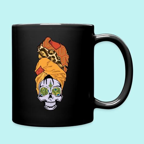ERYKAH BADU SKULLY - Full Color Mug