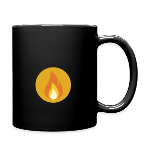 Flame (For cases and Cups) - Full Color Mug