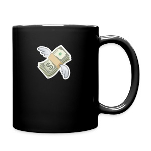 Money With Wings - Full Color Mug