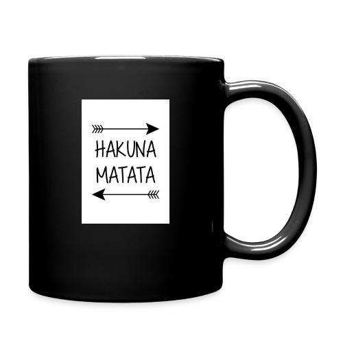 Hakuna Arrow - Full Color Mug