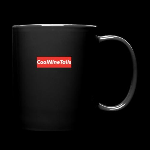 CoolNineTails supreme logo - Full Color Mug
