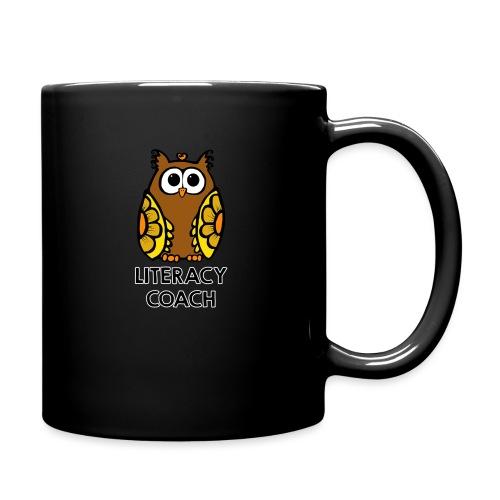 literacy coach png - Full Color Mug