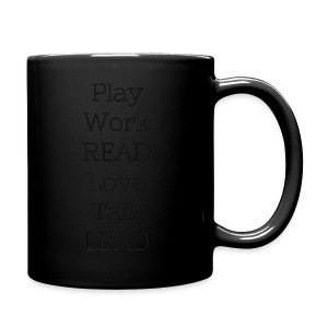 Play_Work_Read - Full Color Mug