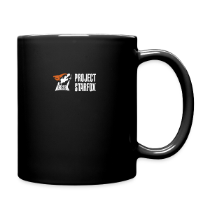 Project STARFOX Banner - Full Color Mug